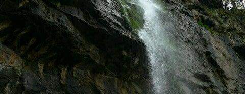 """Водопад """"Боров камък"""" is one of Waterfalls."""