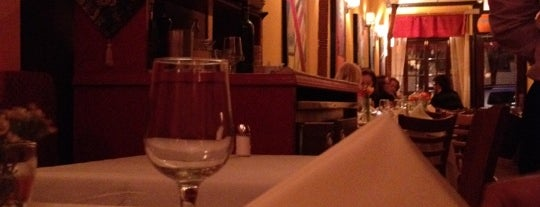 Luna Rossa is one of Restaurants.