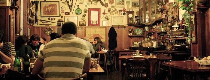 Café de García is one of Mis Bares Porteños, Buenos Aires, Argentina.