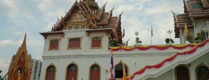 Wat Yannawa is one of Visit: FindYourWayInBangkok.
