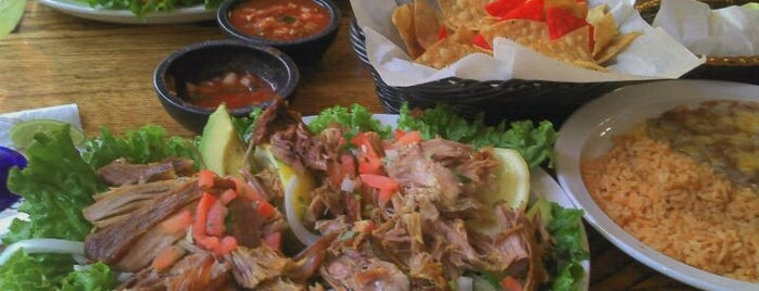 Avila's El Ranchito is one of Places to eat.