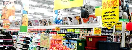 Giant Hypermarket is one of Favorite Hang Out.