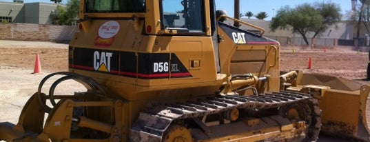 Dig This Heavy Equipment Playground is one of Las Vegas Outdoors.