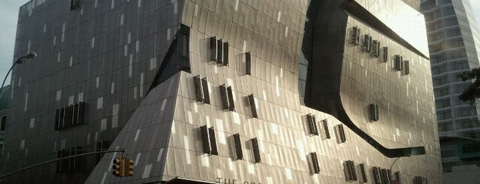 The Cooper Union is one of Modern architecture in nyc.