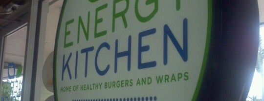 Energy Kitchen is one of Miami City Guide.