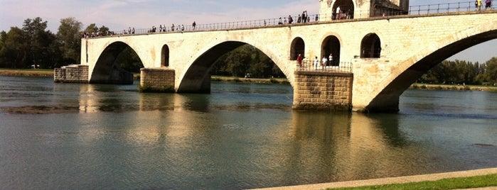 Pont d'Avignon | Pont Saint-Bénézet is one of Trips / Vaucluse, France.
