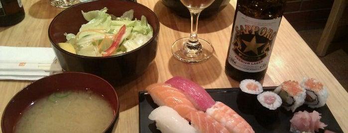 Machiroku is one of Restaurantes Japoneses Barcelona.