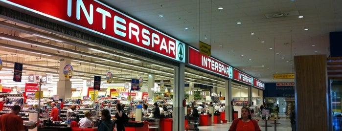 INTERSPAR is one of Hasznos boltok óbudán.