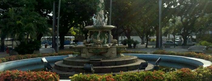 Praça do Entroncamento is one of Recife.