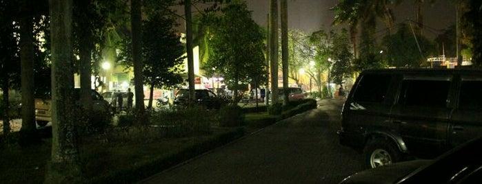 Taman Jajan is one of Food Channel - BSD City.