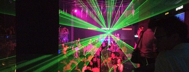 Aquasonic is one of Must-visit Nightlife Spots in Kuala Lumpur.