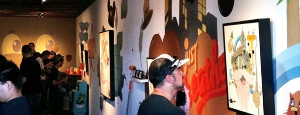 Thinkspace Art Gallery is one of Must-visit Art Galleries in Los Angeles.