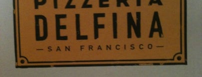 Pizzeria Delfina is one of SF reccomends.
