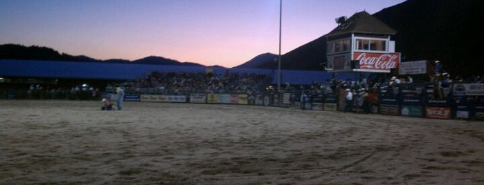 Jackson Hole Rodeo is one of Summer Activities in Jackson Hole.