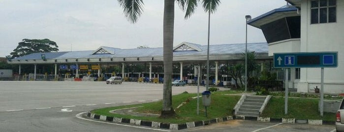 Plaza Tol Kemuning is one of Highway & Common Road.