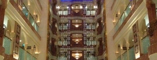 Madinah Hilton هيلتون المدينة is one of Madinah.