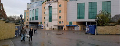 Stamford Bridge is one of Sports Arena's.