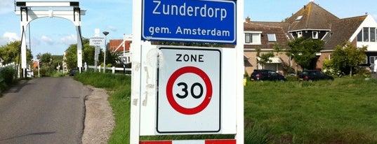 Zunderdorp is one of I ♥ Noord.