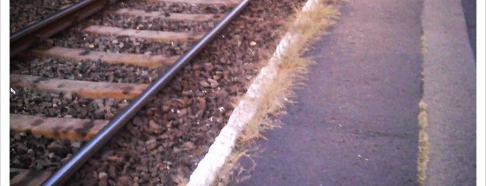 Sashalom (H8, H9) is one of Hév megállók.