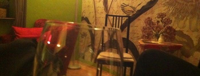 Cafe Merian is one of Noc literatúry 2012.