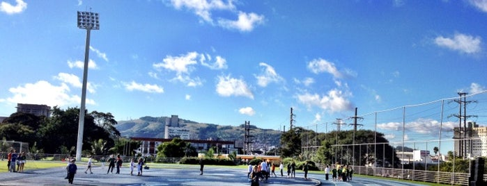 Parque Esportivo da PUCRS is one of Meus locais.