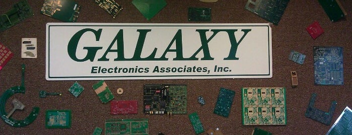 Galaxy Electronics is one of Work.