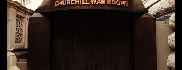 Churchill War Rooms (Churchill Museum & Cabinet War Rooms) is one of LDN.