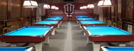Indiana Memorial Union is one of Welcome Week 2012.