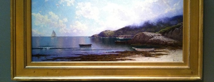 Portland Museum of Art is one of Awesome Stops in Portland, Maine #VisitUS.