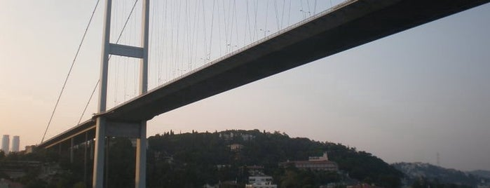 Boğaziçi Köprüsü is one of Denemeden geçmeyin! ;).