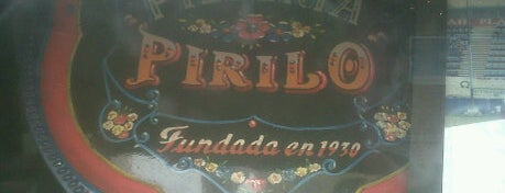 Pirilo Pizzeria is one of Pizzerias Notables - Buenos Aires.