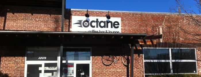 Octane Coffee is one of Atlanta Beer Spots.
