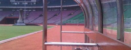 Stadion Utama Gelora Bung Karno (GBK) is one of Must Visit Places in Jakarta ( Indonesia ).