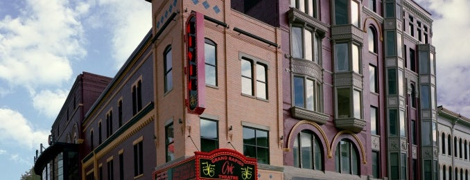 Grand Rapids Civic Theatre is one of Top Ten Must See ArtPrize 2012 Venues.