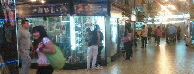 Eurocentro is one of Shopping en Stgo..