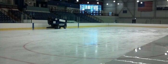 Thomas F. Sullivan Arena is one of Athletic Facilities.