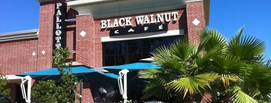 Black Walnut Café - The Woodlands is one of Sounds Great!.