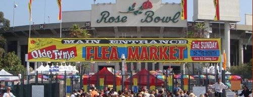 Rose Bowl Stadium is one of Shopping.