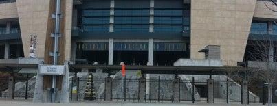 "Autzen Stadium is one of ""Animal House"" film locations."