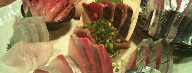 煮炊魚金 is one of みんなだいすき魚金系.