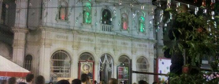 Festa de Nossa Senhora Achiropita is one of em Sampa.