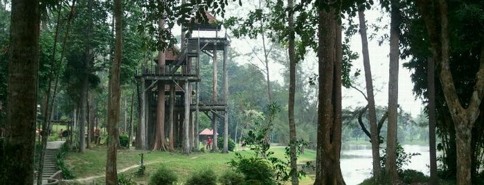 Taman Pertanian Malaysia is one of Favorite Great Outdoors.