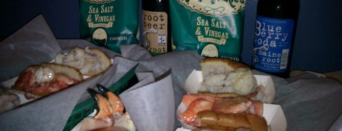 Luke's Lobster is one of Must-visit Food in New York.