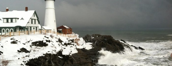 Portland Head Light is one of Awesome Stops in Portland, Maine #VisitUS.