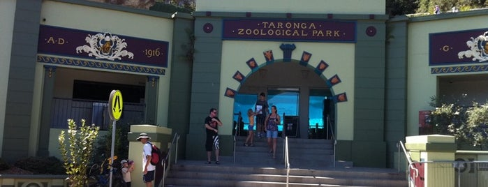 Taronga Zoo is one of Top picks for Zoos or Aquariums.