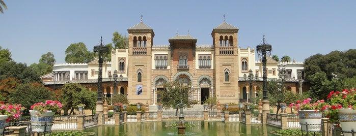 María Luisa Park is one of 101 cosas que ver en Andalucía antes de morir.