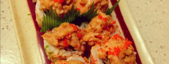 Omakase is one of Guide to San Juan.