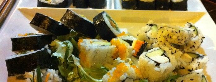 Restaurantes de sushi en Málaga Capital