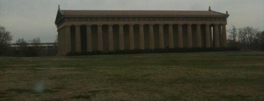 Centennial Park is one of Nashville.