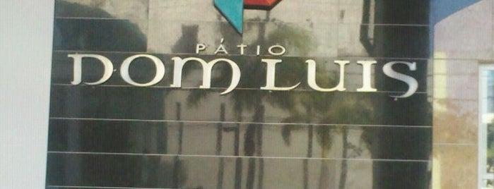 Shopping Pátio Dom Luis is one of Guia de compras.